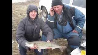 Рыбалка Павлодар 2013-2014