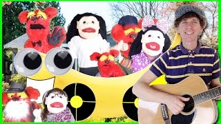 Family Song For Children 7 Family Member Names Learn English Kids