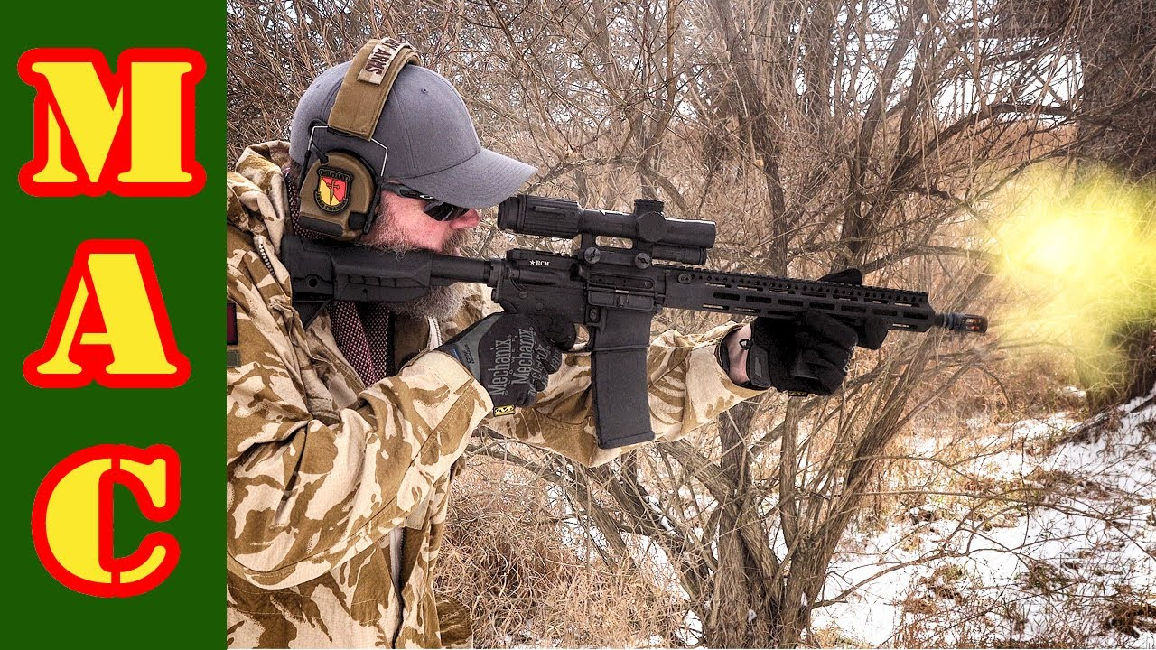 BCM AR15 Endurance Test - Can it make it to 7k rounds?