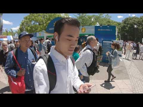JAPAN EXPO VIỆT NAM 2018 | LỄ HỘI VĂN HÓA VIỆT NAM TẠI NHẬT BẢN | FESTIVAL JAPAN IN VIETNAM