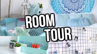 Aesthetic Room Tour 2017!