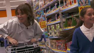 Mission Christmas Trolley Dash | B&M Stores