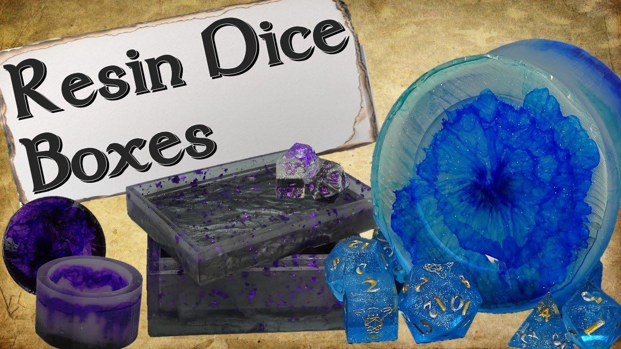 How To Make Petri Dish Dice Youtube