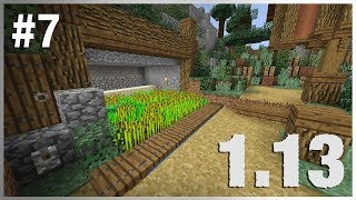 1.13 Minecraft Survival #7 | Can you spot the turtle?!