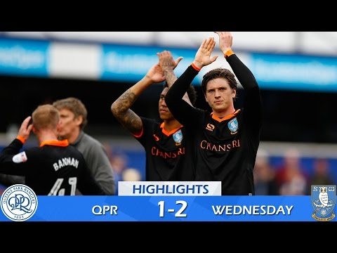 Queens Park Rangers 1 Sheffield Wednesday 2 | Extended highlights | 2016/17