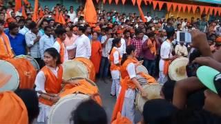 Hindu ekta yatra  karimnagar 21-05-2017