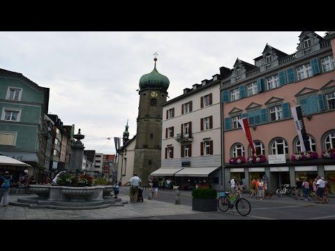 Bregenz - Old Town Tour
