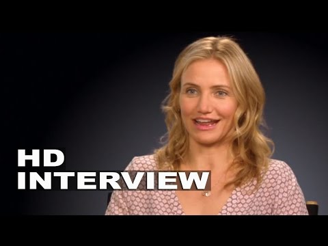 "Sex Tape: Cameron Diaz ""Annie"" Behind the Scenes Movie Interview"