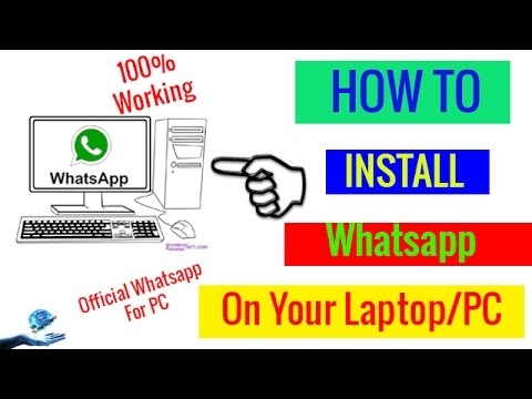 whatsapp download for windows 8.1 laptop without bluestacks