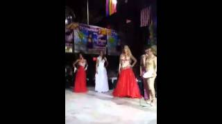 Repeat youtube video Kenya Lombardi Los Rostros 2014 Spartacus Disco Df