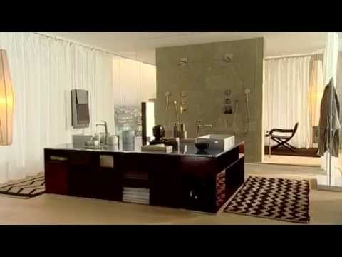 hansgrohe axor citterio m youtube. Black Bedroom Furniture Sets. Home Design Ideas