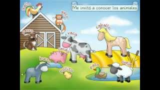The Farm - La granja - Calico Spanish Songs for Kids