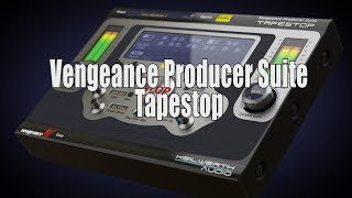 Vengeance Producer Suite - Tapestop official product video