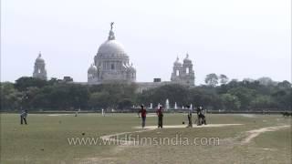 The Victoria Memorial, Kolkata