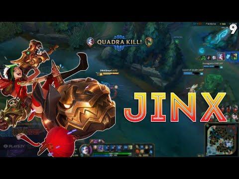 Jinx Montage 9 - Best Jinx - League of Legends