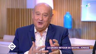 Le grand retour de Michel Jonasz - C à Vous - 28/10/2019