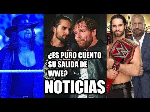 WWE Noticias: ¿Ambrose nos está trolleando?, Retiro de Taker, Triple H apuesta por Rollins