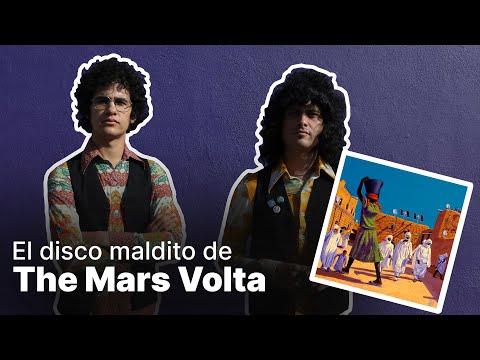 Logbook: A 10 Años Del Disco Maldito De THE MARS VOLTA