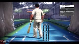 Don Bradman Cricket™ 14 Cricket Academy v9994c : Net Practice #4