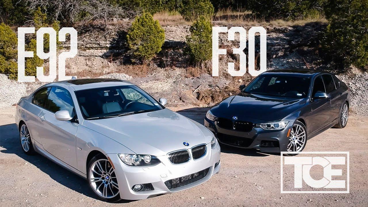 E90 Vs F30