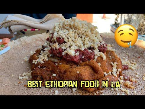 Best Ethiopian Food In LA