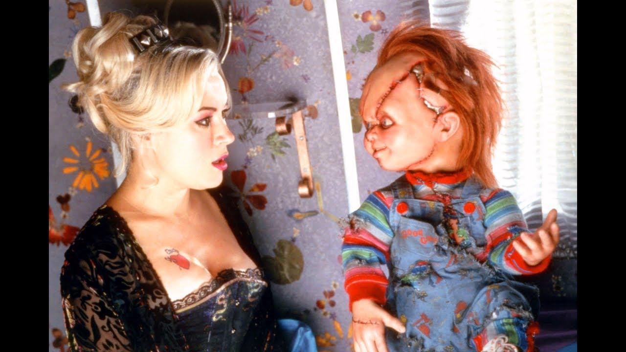 Jennifer Tilly reacts to Child's Play remake: 'Ummm...no'