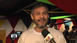 Além de bancário do Banco do Brasil, Edilson Rozeira é escritor