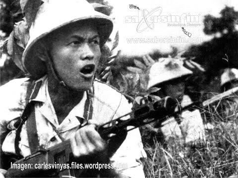 La guerrilla en Vietnam