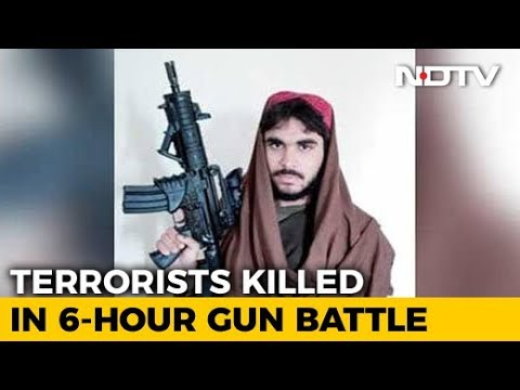 Jaish Chief's Nephew Killed In Kashmir Encounter, Carbine Rifle Recovered Mp3