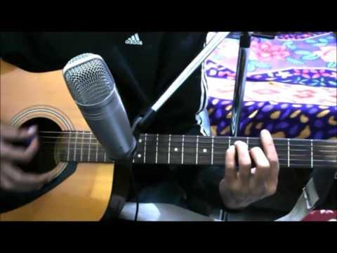 Ek Pyaar Ka Nagma Hai - Arijit singh meleody song - SIMPLE COMPLETE GUITAR COVER LESSON