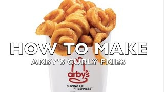 HOW TO MAKE Arby