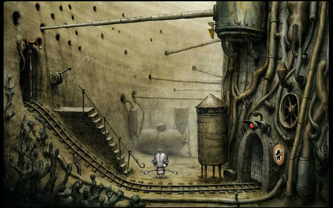 Image result for Machinarium images