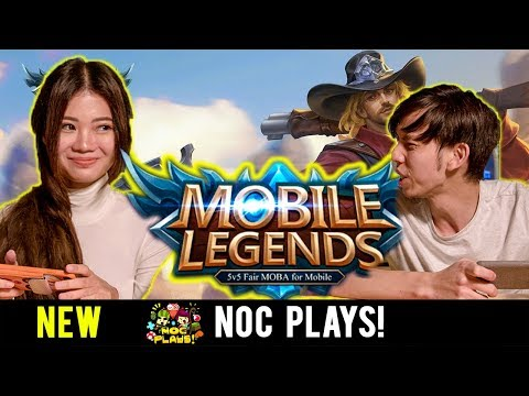 NOC Plays Mobile Legends: BANG BANG! thumbnail