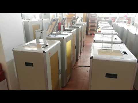 3D Printer Show Room + Professional FDM 3D Printer Machine in Shenzhen China