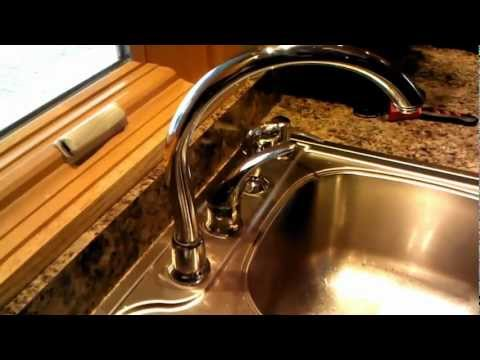 Moen High Arc Kitchen Faucet Leaking O-Ring Replacement
