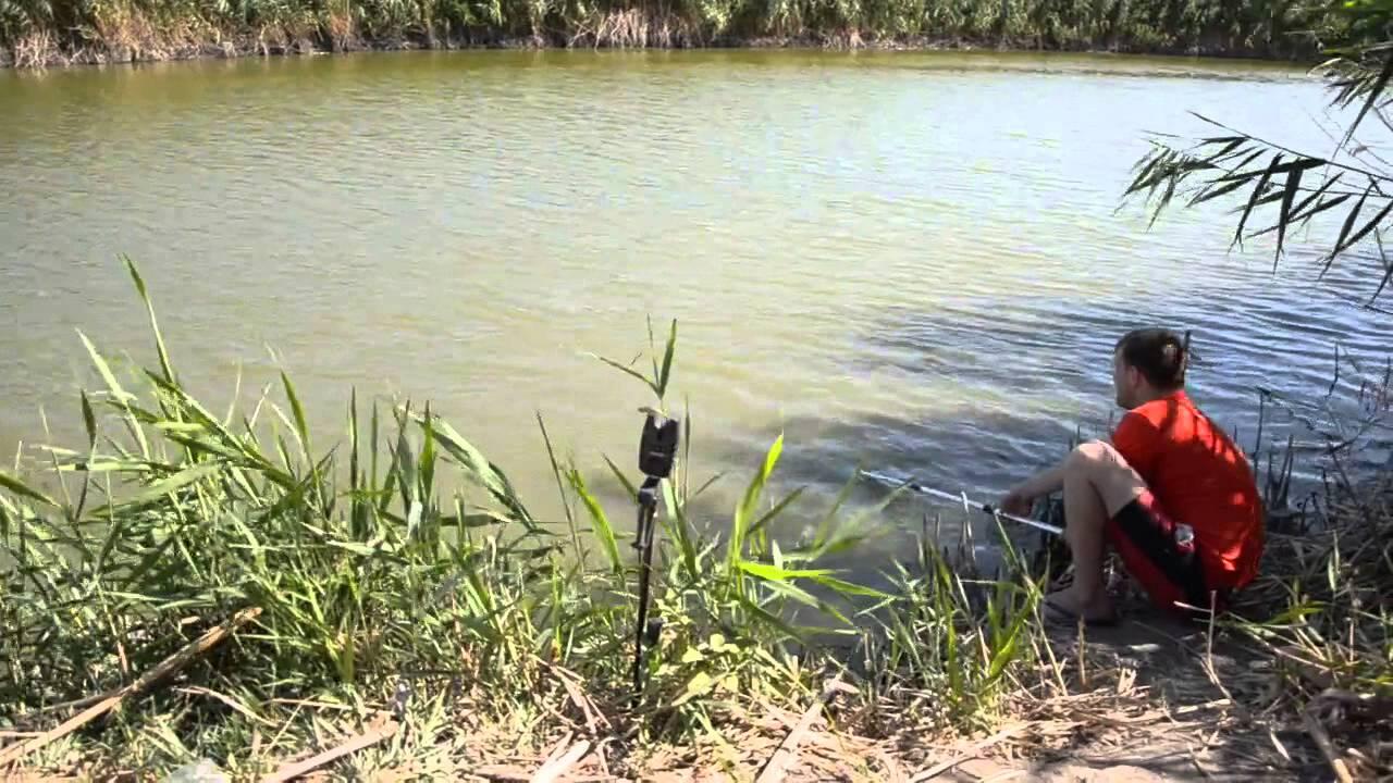 Зачетная рыбалка в Ставропольском крае