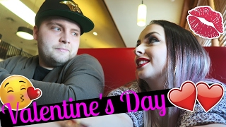 What We Did On Valentine's Day!!