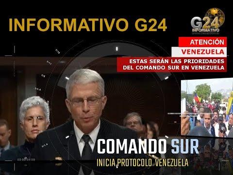 G24 - COMANDO SUR ESTAS SON LAS PRIORIDADES -ACTIVA EL PROTOCOLO