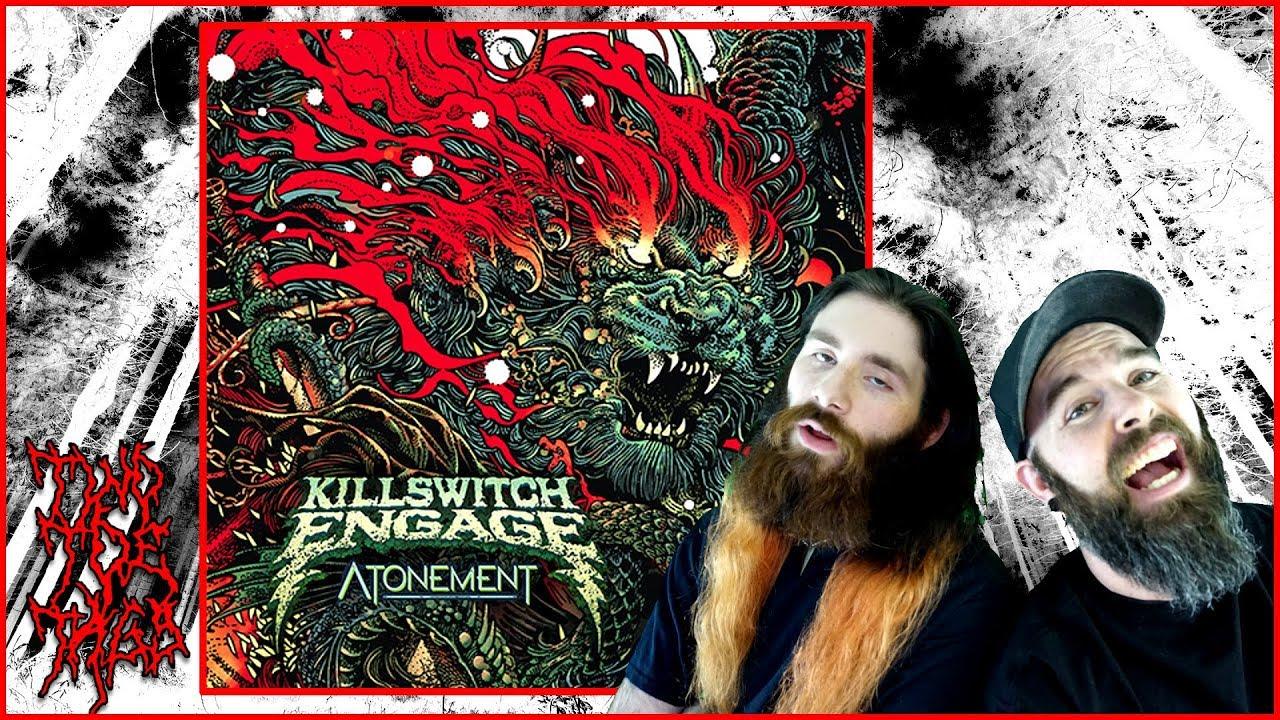 Killswitch Engage - Atonement - ALBUM REVIEW