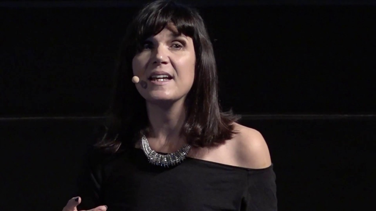 We should all be hags | Catherine Mayer | TEDxCoventGardenWomen