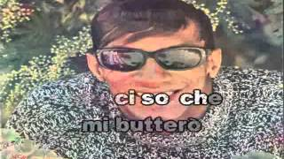 Rocky Roberts - Stasera mi butto (karaoke - fair use)
