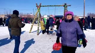 Наурыз 2018 проводы зимы а Казахстане