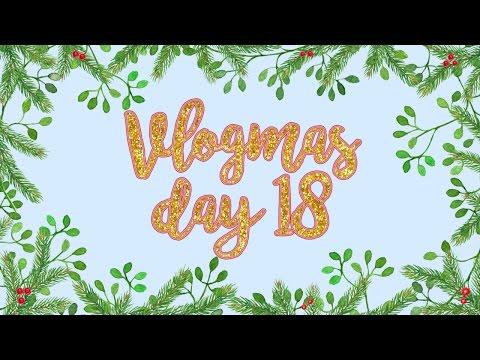 VLOGMAS DAY 18   LAZY SUNDAY