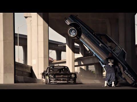 Progressive Psytrance Neelix,With Ken Block's: Los Angeles+Gymkhana 4 - Ford Fiesta Video+More