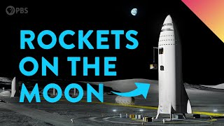 Why We Should Put Rockets On the Moon