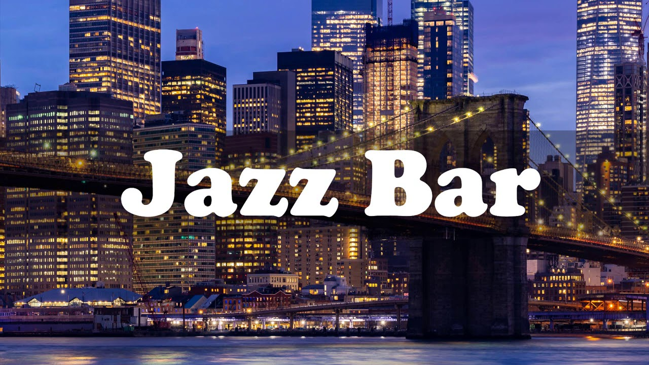 Jazz Bar Music 10 Hours