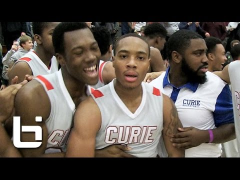 DePaul-Bound PG Devin Gage buzzer-beater leads Curie vs