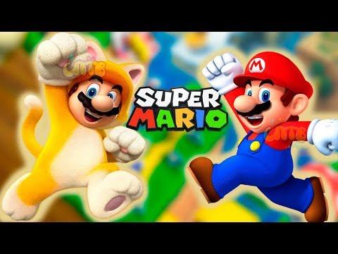 СУПЕР МАРИО КОТИК #1 Видеоигра на СПТВ! Новый летсплей на СПТВ Super Mario World Boss