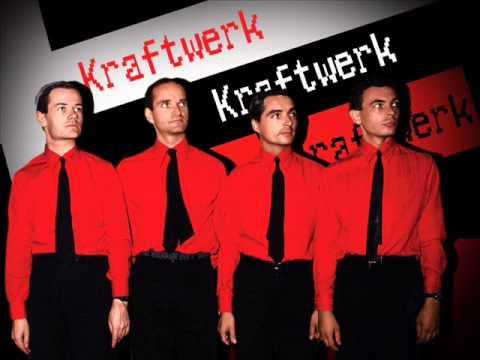 Kraftwerk Neon Lights Live 1981 Rare
