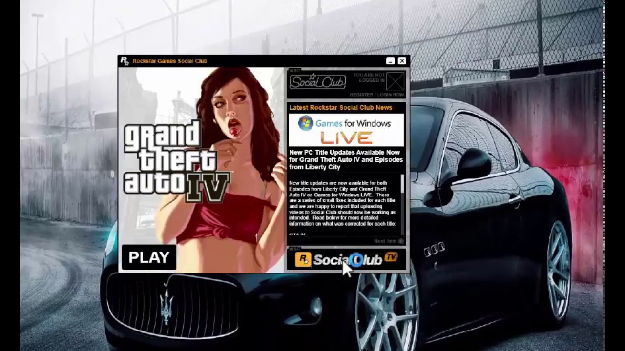 Rockstar Games Social Club - oukas info